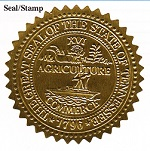 Apostille Tennessee seal