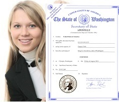Apostille Washington